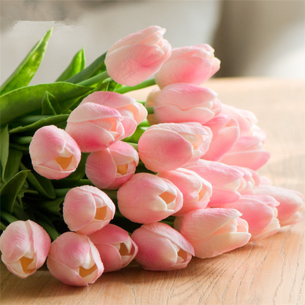 13 References Flower Pink Tulips flower